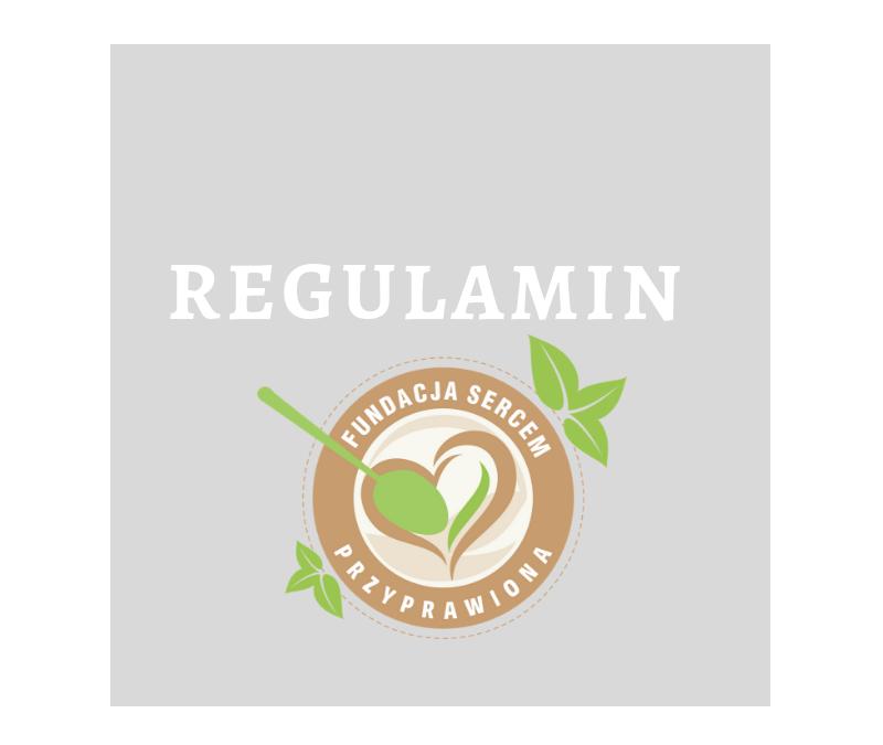 Regulamin korzystania z jadłodzielni